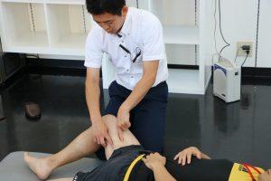 膝関節屈曲制限を考える